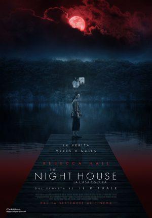 THE NIGHT HOUSE – LA CASA OSCURA film poster ITA