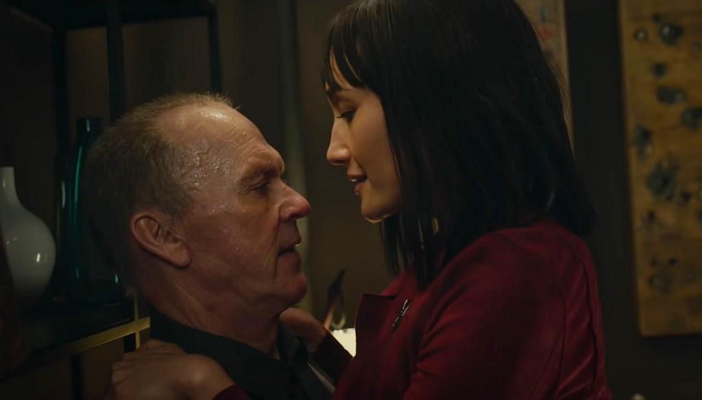 The Protégé (2021) film maggie q e michael keaton