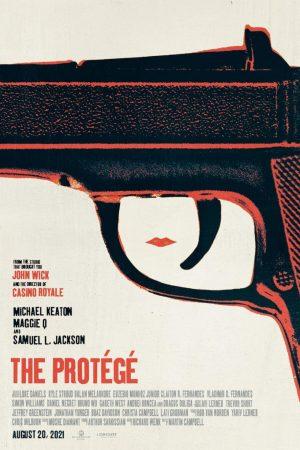 The Protégé (2021) film poster
