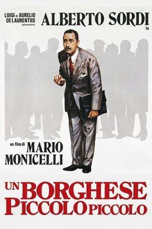 Un borghese piccolo piccolo di Mario Monicelli film poster