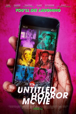 Untitled Horror Movie film poster 2021