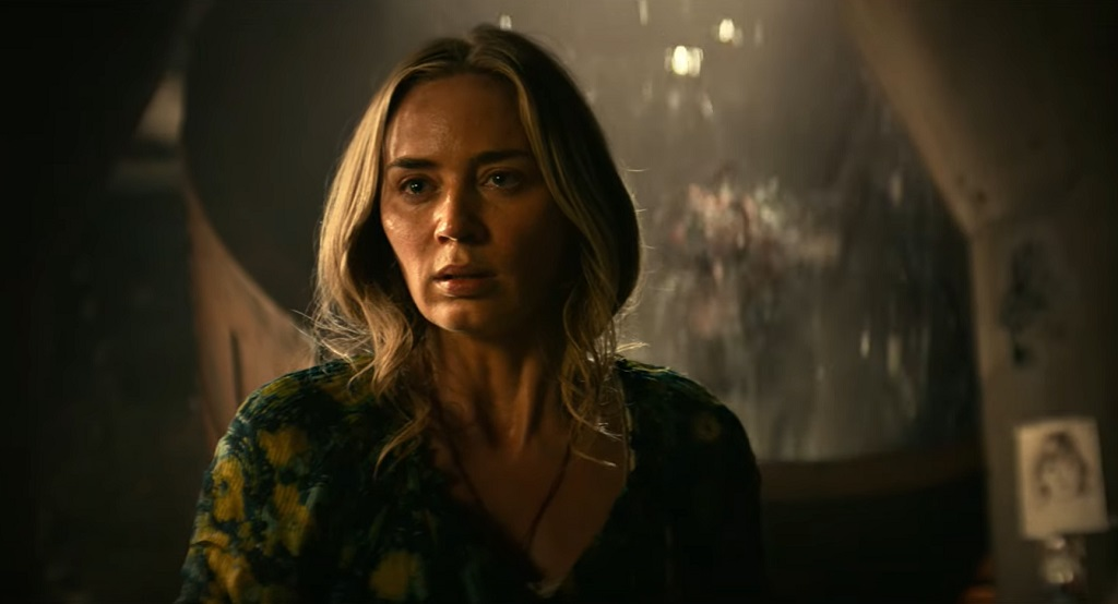 a quiet place II film 2021