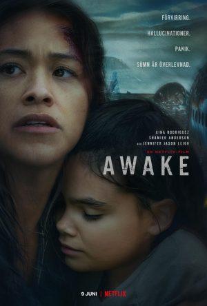awake film poster netflix 2021