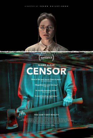 censor film 2021 poster