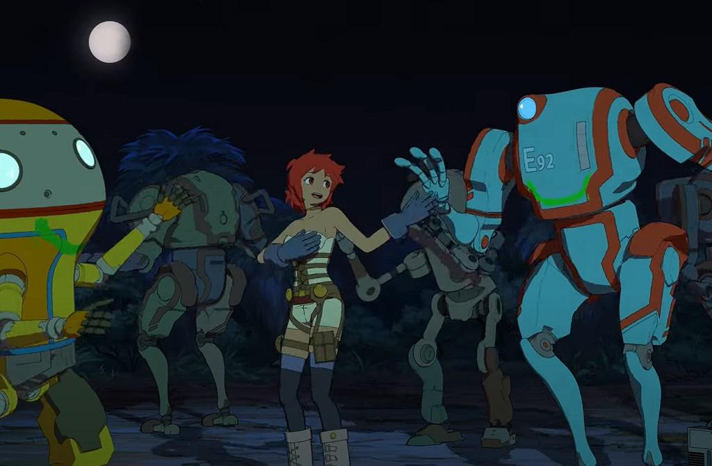 eden serie anime netflix 2021