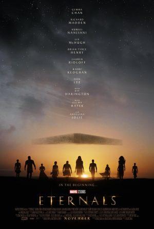 eternals film poster 2021