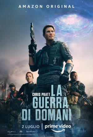 la guerra di domani film poster 2021 prime