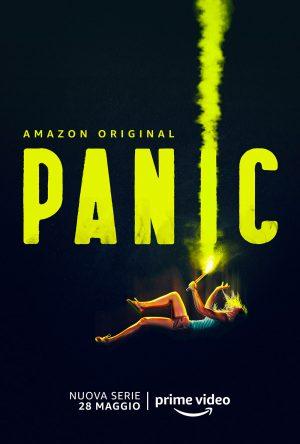 panic serie amazon 2021 poster