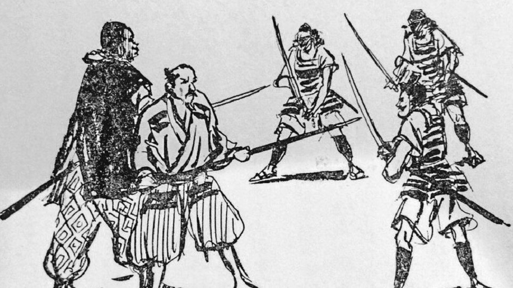 samurai yasuke libro