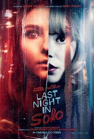 ultima notte a soho film poster 2021