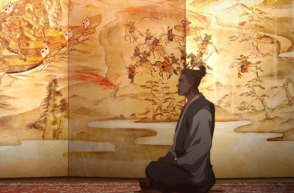 yasuke serie anime netflix