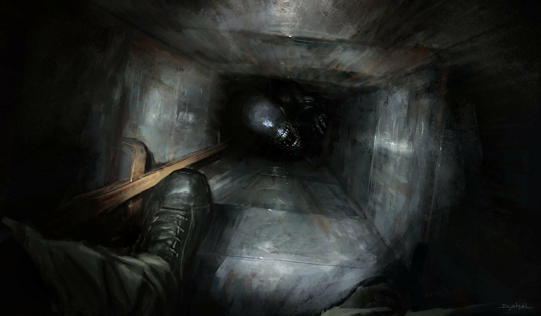 Alien 5 film concept art Blomkamp (11)