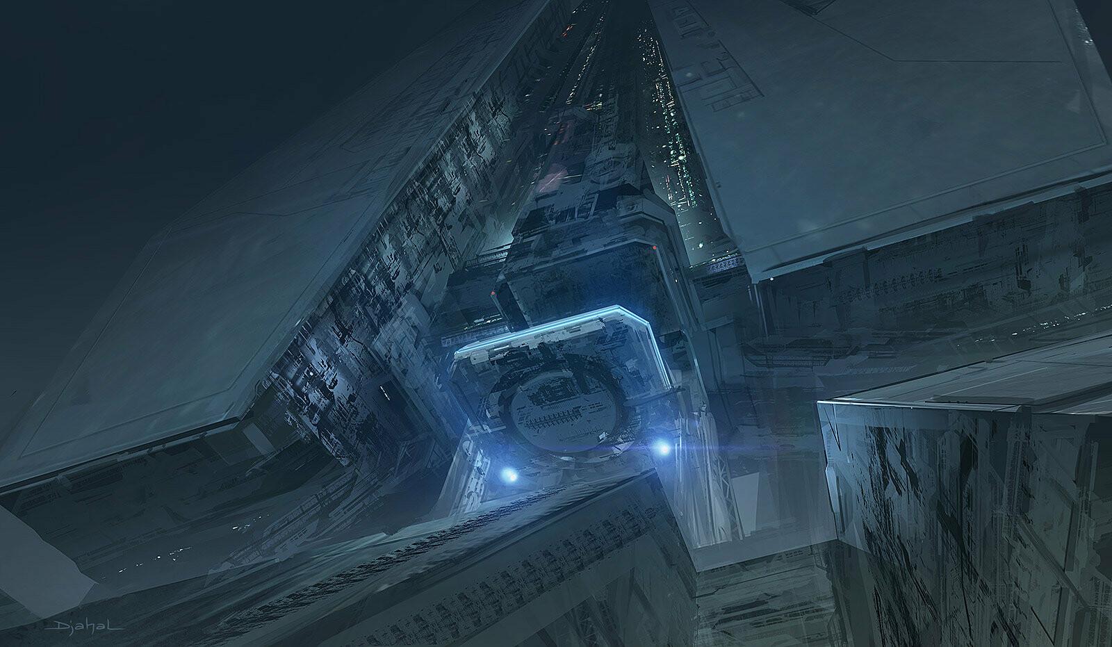 Alien 5 film concept art Blomkamp (8)