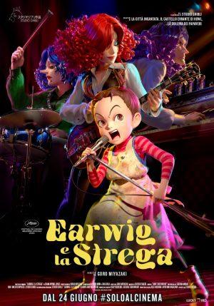 Earwig-e-la-Strega-film-poster-2021