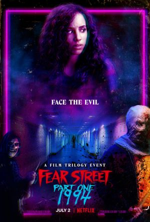 Fear Street Parte Uno - 1994 film poster