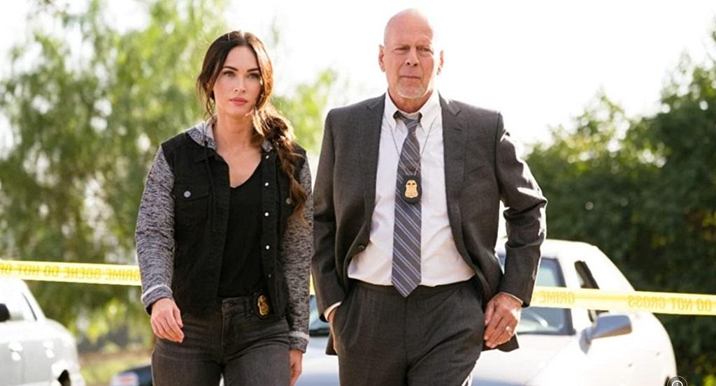 Midnight in the Switchgrass film Bruce Willis e Megan Fox