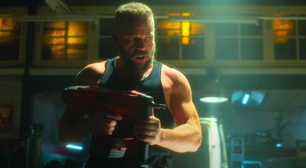 Teo García in Xtremo (2021) film