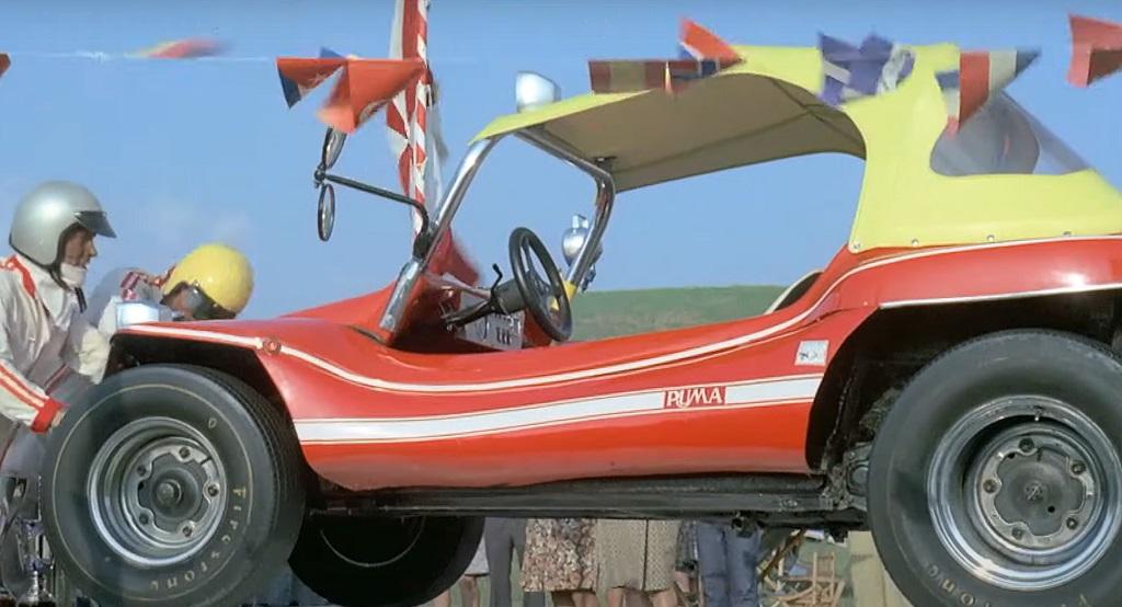altrimenti ci arrabbiamo teaser dune buggy