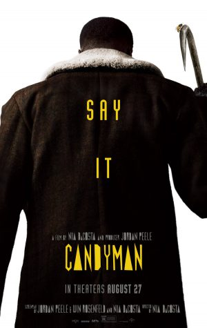 candyman film horror 2021 poster