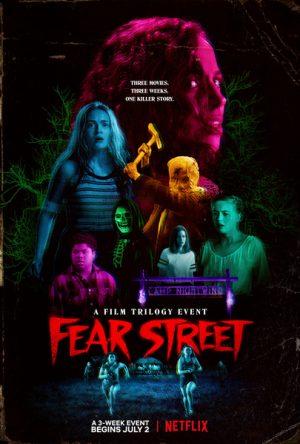 fear street poster netflix 2021