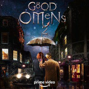 good omens 2 serie poster