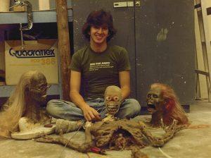 il ritorno dei morti viventi film 1985 horror tony gardner