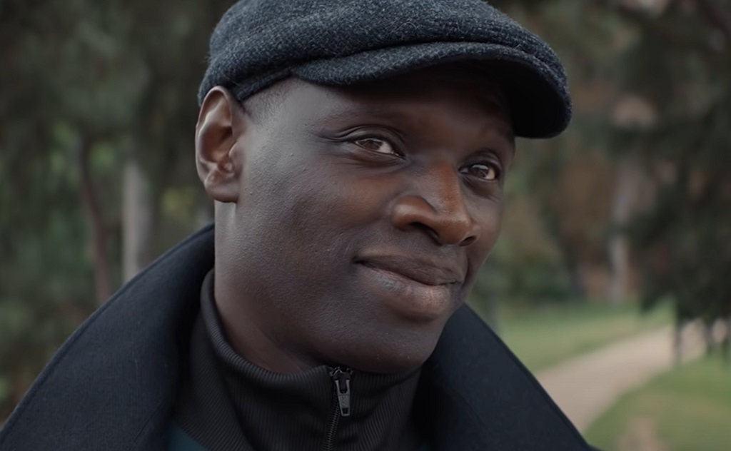 lupin parte 2 netflix serie Omar Sy