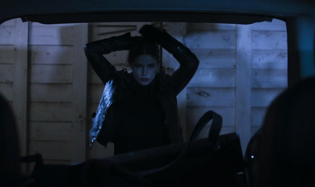 masquerade film 2021 bella thorne