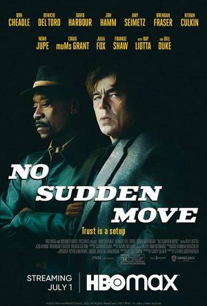 no sudden move film poster 2021