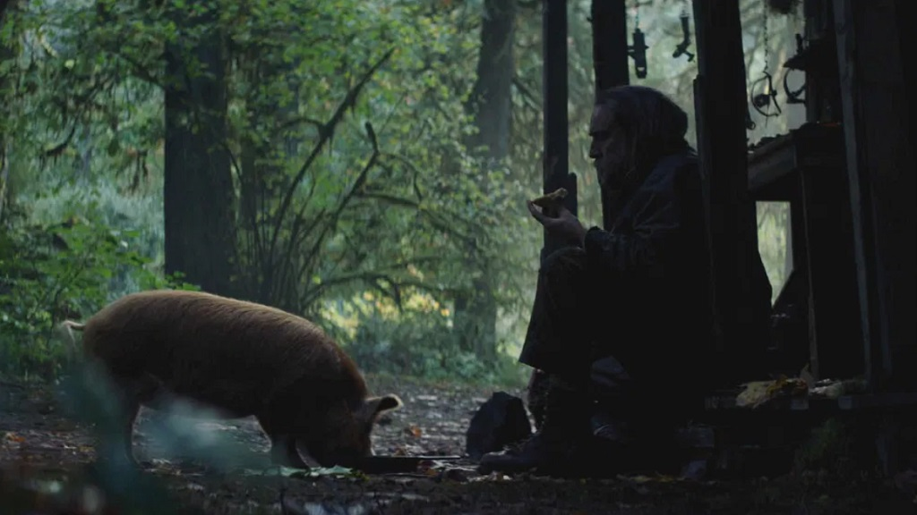 pig film nicolas cage 2021
