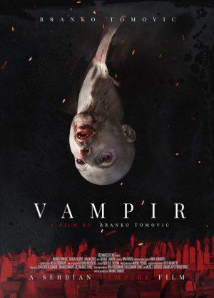 vampir film Branko Tomovic poster 2021