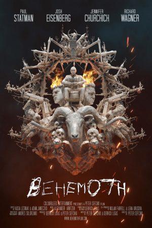 Behemoth film horror poster 2021