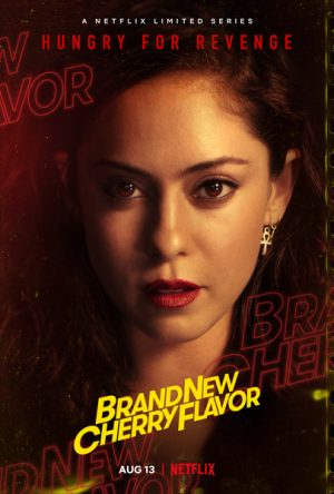 Brand New Cherry Flavor serie netflix poster