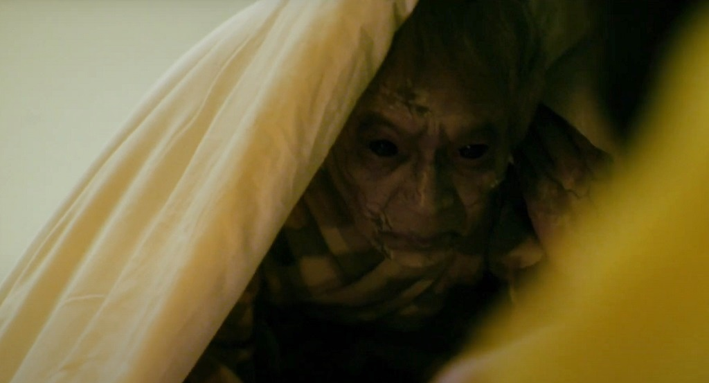 Howling Village horror film shimizu
