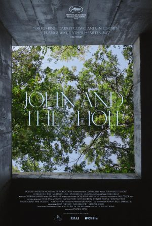John and the Hole film poster 2021