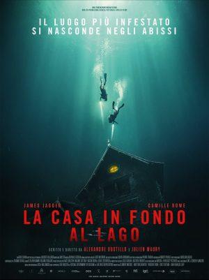 La Casa in Fondo al Lago film poster 2021