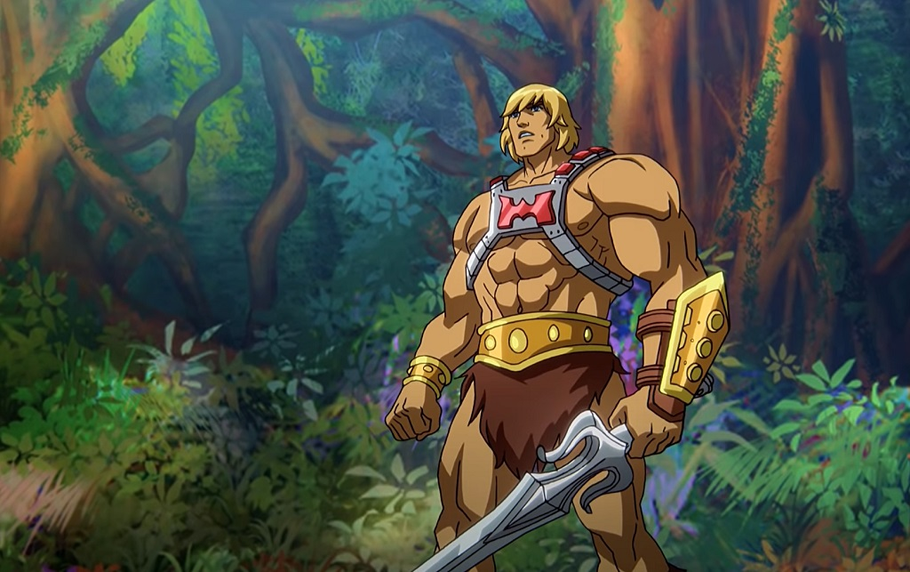 Masters of the Universe Revelation Part 1 serie netflix 2021 he-man