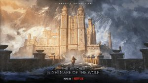The Witcher Nightmare of the Wolf film poster 2021
