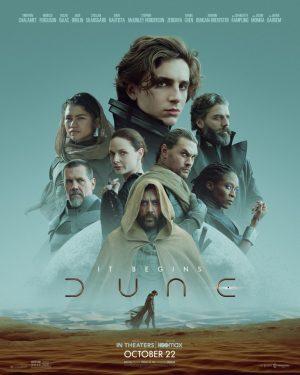 dune poster film 2021