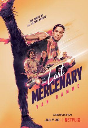 l'ultimo mercenario film poster 2021