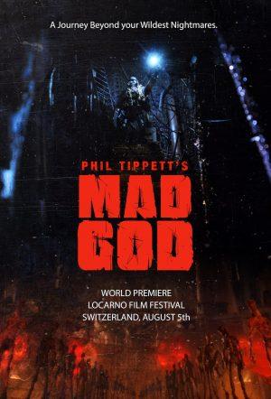 mad god film poster 2021