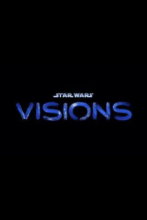 star wars visions 2021 poster