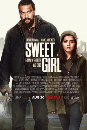 sweet girl film netflix 2021 poster