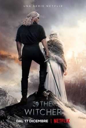 the witcher stagione 2 serie poster netflix