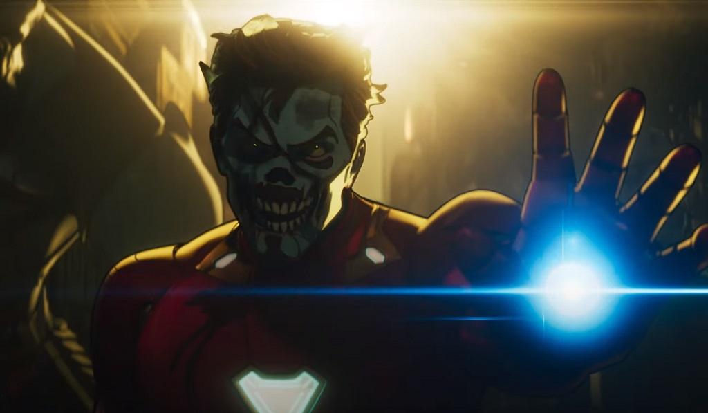 what if serie disney+ 2021 iron man zombie