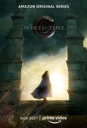 wheel of time serie Prime poster