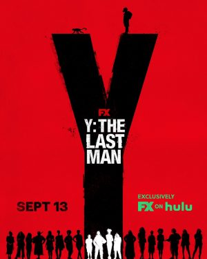 y the last man serie poster 2021