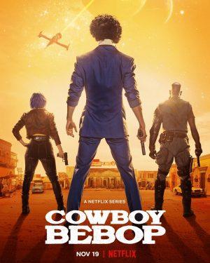 Cowboy Bebop serie netflix poster