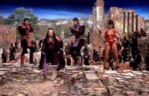 Mortal Kombat - Distruzione totale film 1997 leonetti