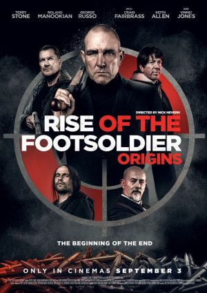 Rise Of The Footsoldier Origins film poster 2021